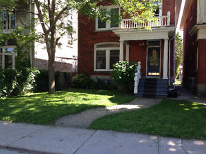 2 bdrms available in cute downtown apt - 5 mins to Queen's!