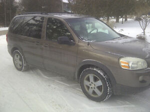 Certified and Etested - 2005 Pontiac Montana Minivan, Van