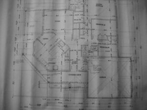House Plan / Blueprints Belleville Belleville Area image 4