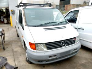 Mercedes Vito 108cdi 112cdi Wrecking and Servicing Melbourne Hallam Casey Area Preview