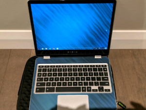 Samsung Chromebook Plus with extras