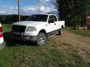 2004 4x4,s good runer +2005 for parts OBO Strathcona County Edmonton Area image 1