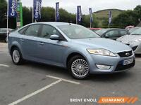 2007 FORD MONDEO 2.0 TDCi Zetec Auto Leather 2 Owners Cruise