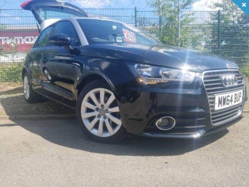 Audi A1 TDI SPORT metallic Black