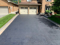 SPECIAL PRICE THIS WEEKEND ONLY - DRIVEWAY SEALING