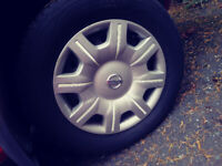 Lost a hubcap from my xtrail