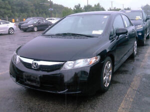 2009 HONDA CIVIC DX , AUTO, 127K ONLY, EXCELLENT / GAS SAVER