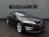 Ford Mondeo 2.2TDCI TITANIUM X SPORT 200PS (black) 2011