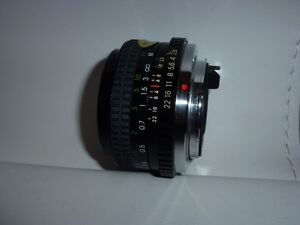 Objectif grand angle 28mm