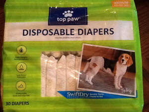 Dog Disposable Diapers