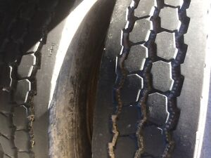 11R 24.5 Truck Tires
