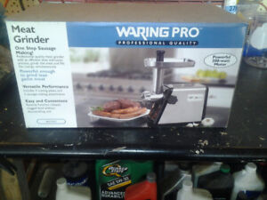 Small meat grinder for sale