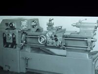 Wanted: Holbrook Marquis Metal Lathe.
