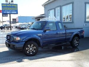 2010 Ford Ranger MUD TIRE*FINANCEMENT MAISON*
