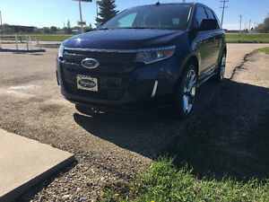 2011 Ford Edge sport SUV, Crossover