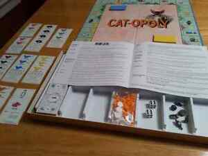 Catopoly (like monopoly) game for cat lovers Kitchener / Waterloo Kitchener Area image 2