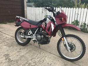 2004 Kawasaki Klr 650 !!! Super fun bike !!!
