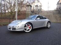 2007 Porsche 911 3.8 997 Carrera 4S AWD 2dr