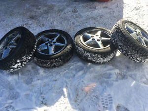 Perfect winter tires 205 55 16
