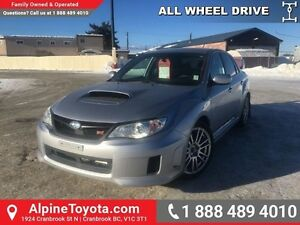2012 Subaru WRX WRX STI   AWD, turbo, cat-back exhaust, navigati