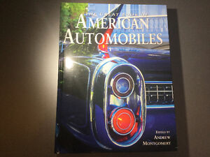 Book of American Automobiles by Andrew Montgomery 1907-2003