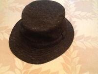 Winter Tilley hat