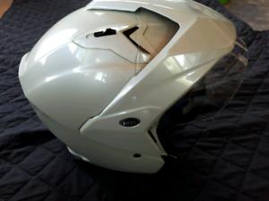 Casque de moto (Bell MAG-9 SENA)