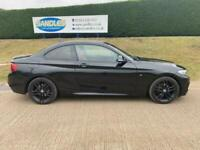 2016 BMW 2 Series 1.5 218i M Sport (s/s) 2dr Coupe Petrol Manual