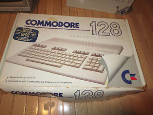 COMMODORE - 128 - VINTAGE - 3 COMPONENT - COMPUTER SYSTEM London Ontario image 5