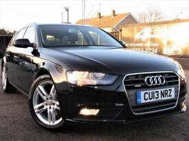 2013 AUDI A4 AVANT 2.0 TDI QUATTRO SE TECHNIK MANUAL DIESEL ESTATE DIESEL