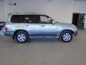 2005 LEXUS LX470 4X4! 7 PASS! RARE! 136,000KMS! ONLY $20,900!!!!