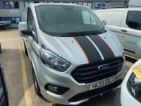 2020 Ford Transit Custom 2.0 EcoBlue 185ps Low Roof Sport Van Auto PANEL VAN Die