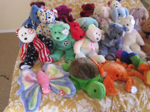 28 Ty Beanie Baby Buddies $100 for all