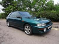 1998 Subaru Impreza Turbo UK2000 Wagon ++ FULL SERVICE HISTORY ++ NEEDS TLC ++