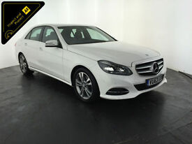 2013 63 MERCEDES-BENZ E250 SE CDI AUTO DIESEL 1 OWNER FINANCE PX