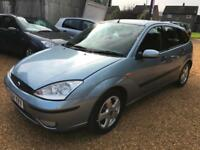 2004 Ford Focus 1.8i 16v Edge Mot 21/02/2018 drive good same invoices