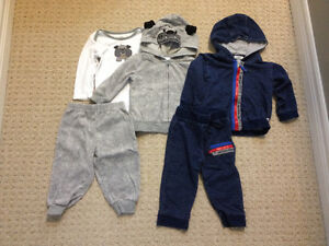 12 Month Boy Fall/Winter Brand Name Clothes London Ontario image 3