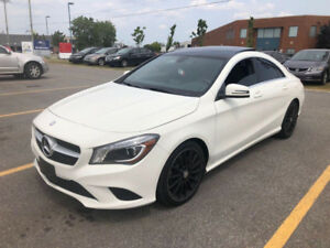 Mercedes CLA250 4MATIC AMG PACKAGE