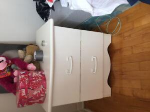 Set de chambre 4pieces (lit double)