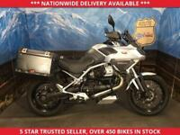 MOTO GUZZI STELVIO STELVIO TT 4V 1200 ABS MODEL METAL LUGGAGE MOT 03/18 2012