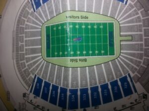 BILLS-TITANS TICKETS