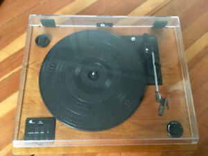 1byone turntable/record player
