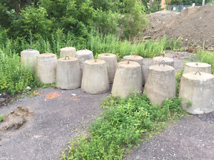 Concrete Blocks-Beton