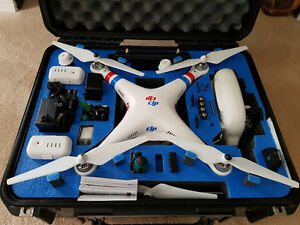Phantom 2 quad copter
