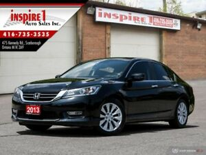 2013 Honda Accord Sedan 4dr I4 Auto EX-L CERTIFIED
