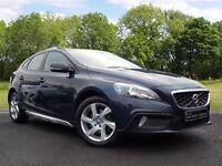 Volvo V40 CROSS COUNTRY 1.6 TD D2 Lux Powershift 5dr (start/stop) (blue) 2014
