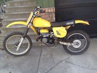 **REDUCED** 1979 rm250