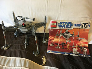 Lego Spider Droid set 7681