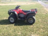 Honda FourTrax GPScape 400 - Sold
