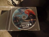 ~ WALT DISNEY BRAVE DVD ~ NEW ~ $5.00 ~